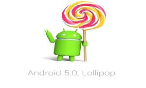 Aggiornamento ad Android 5.0 Lollipop per Samsung Galaxy S5 Vodafone