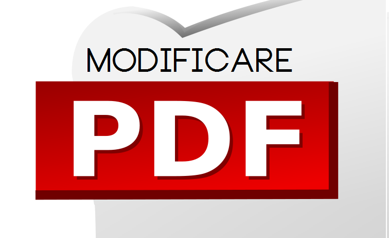 Come modificare PDF