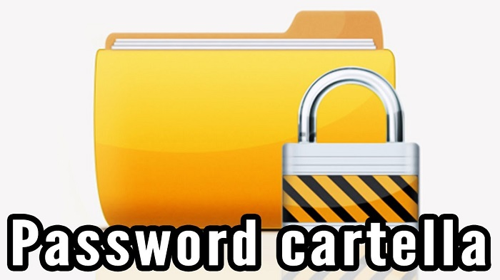 Come mettere la password ad una cartella