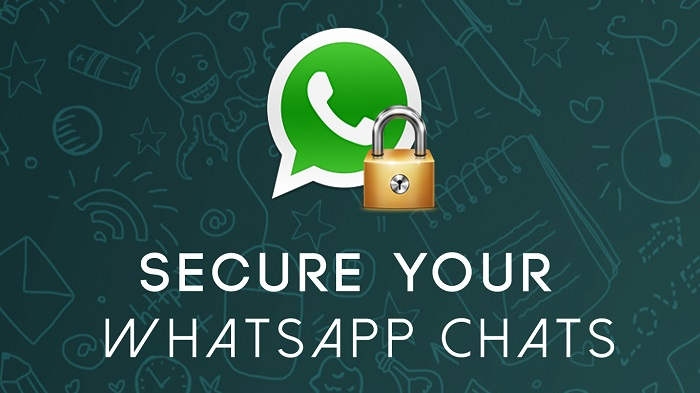 password whatsapp