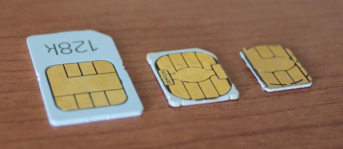 Come tagliare SIM Smartphone