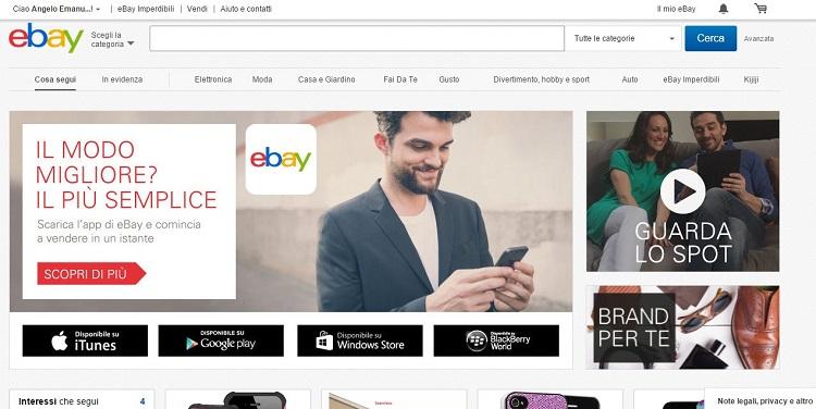 annullare acquisto ebay