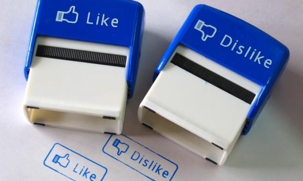 Come avere tasto Non mi Piace Facebook