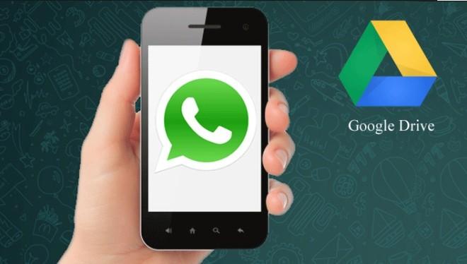 Backup Conversazioni WhatsApp Android