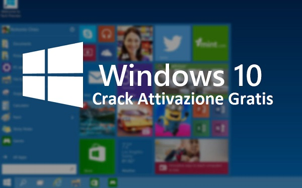 crack windows 10