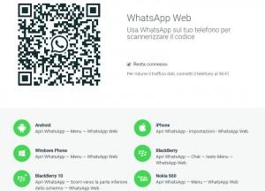spiare whatsapp da pc
