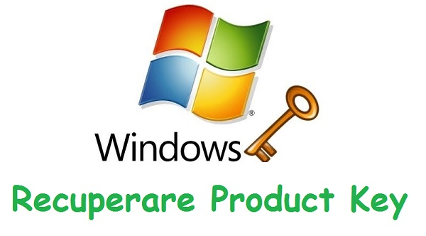 Recuperare Product Key Windows: Come Fare