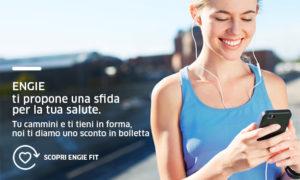 Con l'App ENGIE Cammini e Ottieni Sconti in Bolletta