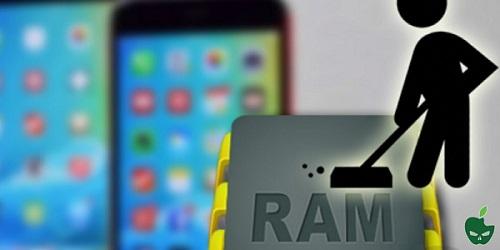 Liberare RAM iPhone per Velocizzarlo