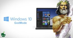 God Mode Windows 10: Come Attivarla