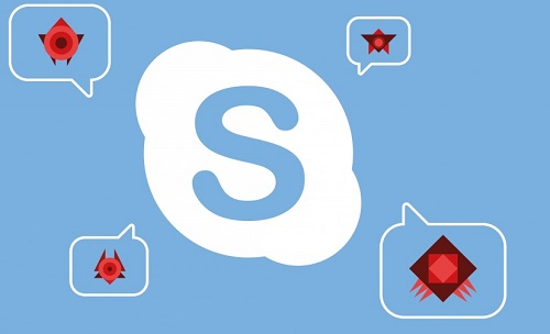 Malware skype