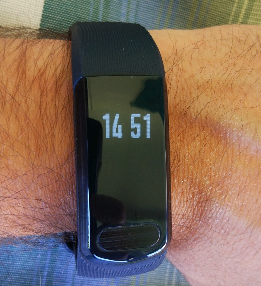 Smartband Oukitel A19 – Recensione