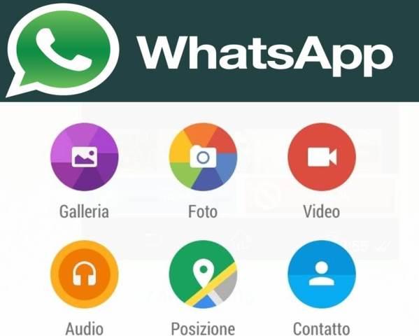 Inviare Foto non compresse su WhatsApp