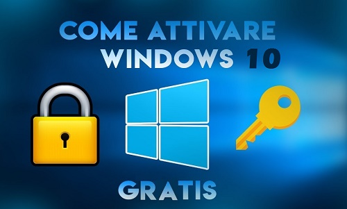 Attivare Windows 10 gratis con KMS 360 Pro