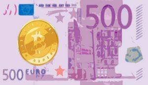 cambiare bitcoin in euro