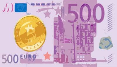 Come cambiare Bitcoin in Euro