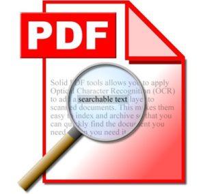 cercare testo nei pdf