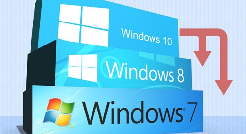 Come passare da Windows 10 a Windows 7 o 8