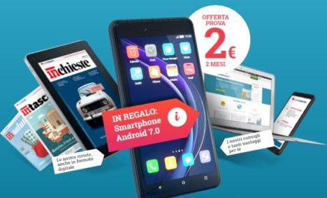 Con Altroconsumo Smartphone a 2 euro! Ecco come riceverlo