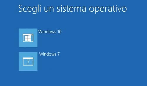Come installare due sistemi operativi nel PC