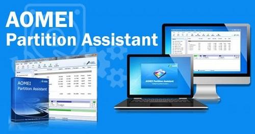 Partizionare Hard Disk con AOMEI Partition Assistant