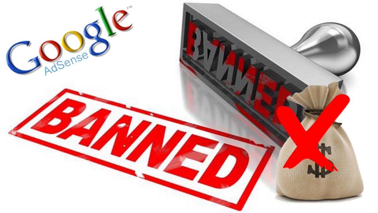 Ban Adsense, evitarlo ed essere riammessi