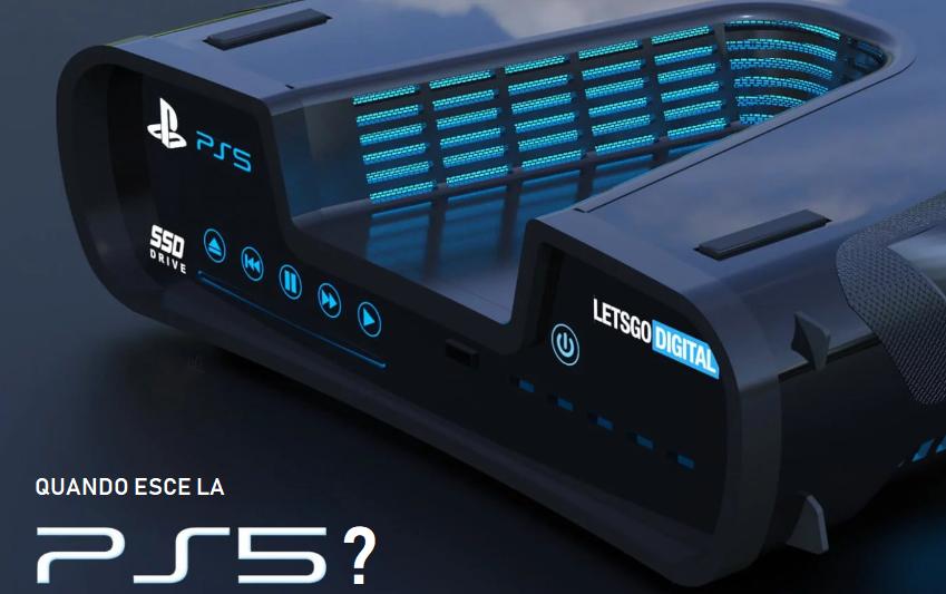 PS5 quando esce? La risposta al CES 2020