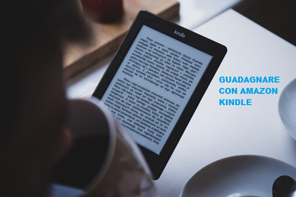 Guadagnare con Amazon Kindle