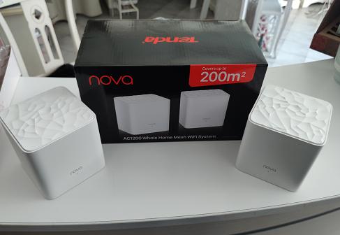 Potenziare wifi grazie a Tenda Nova MW3
