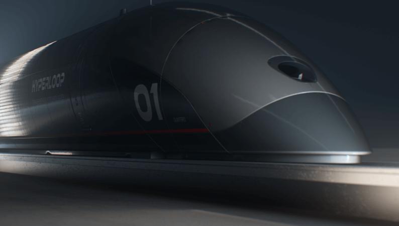 Treno Hyperloop, il superveloce tutto italiano