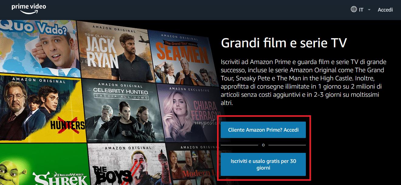 Film gratis senza limiti