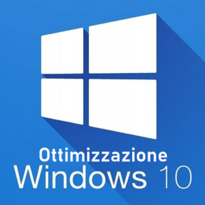 Ottimizzazione Windows 10 per renderlo più veloce