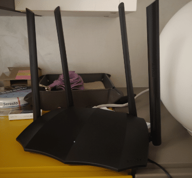 Router Tenda AC8, specifiche e configurazione