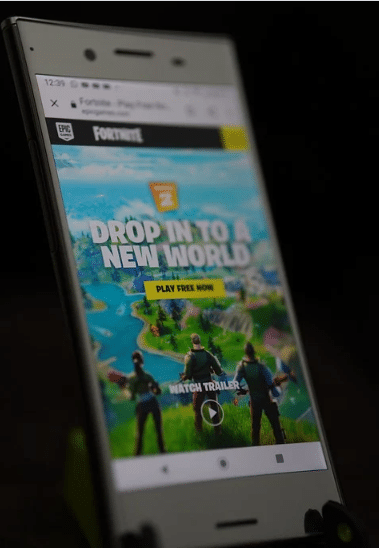 scaricare fortnite dal play store