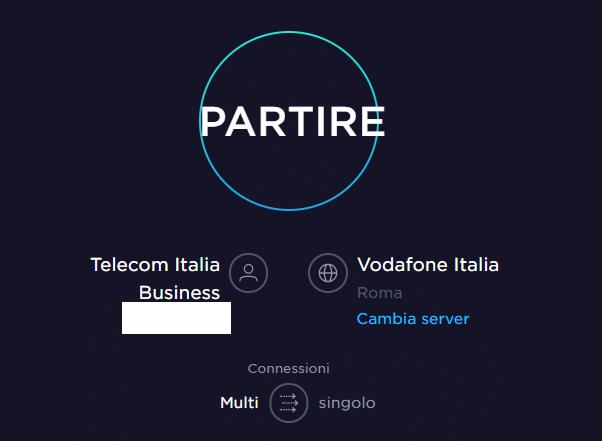 SpeedTest per verificare connessione internet