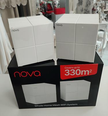 Tenda Nova MW6 : un ottimo sistema mesh