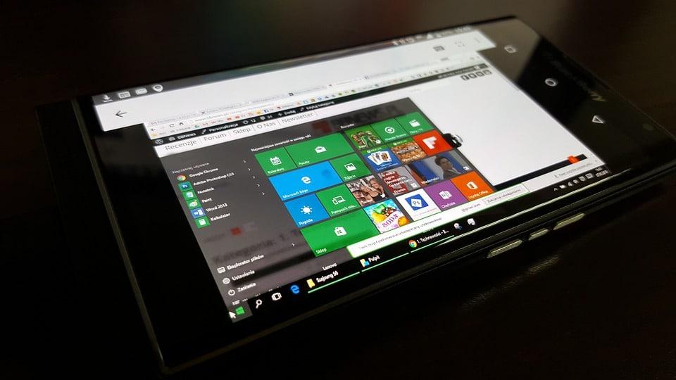 Ripristinare desktop su Windows 10