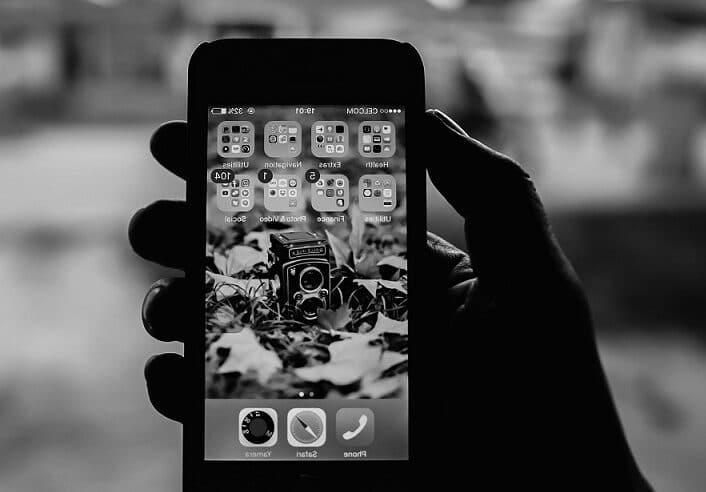 Come nascondere file e app sullo smartphone